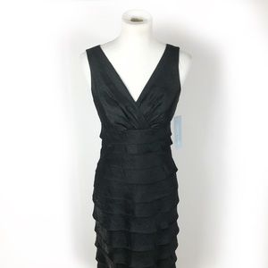NWT London Times little black dress.